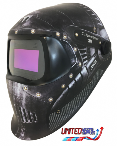 Speedglas 100 Welding Helmet - Trojan Warrior